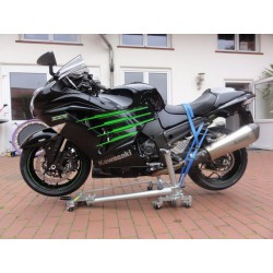 Motorbike-Lifter Sport Example Photos Kawasaki