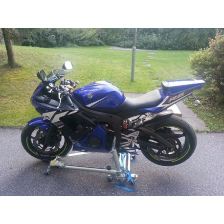 Motorbike-Lifter Sport Example Photos Yamaha